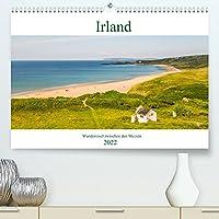 Irland. Insel zwischen den Meeren (Premium, hochwertiger DIN A2 Wandkalender 2022, Kunstdruck in Hochglanz): Farbenfroher Ausflug ueber die gruene Insel zwischen den Meeren (Monatskalender, 14 Seiten )