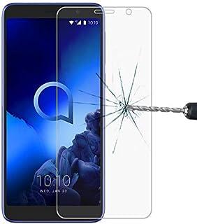 Telefon tillbehör För Alcatel 1X (2019) 2.5D Icke Helskärm härdat glas Film