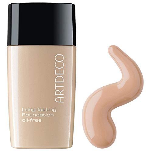 ARTDECO Long-Lasting Foundation Oil-Free, Flüssiges Make-up, Nr. 3, vanilla beige