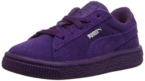 PUMA Suede Classic Kids Sneaker, viola (Imperial Purple/Imperial Purple), 31 EU