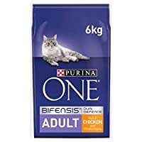 Developed by Purina vets and nutritionists, Purina ONE advanced nutrition cat food is scientifically proven to help support your cat's natural defences from the inside out You could see a visible difference in your cat's health in just 3 weeks with t...