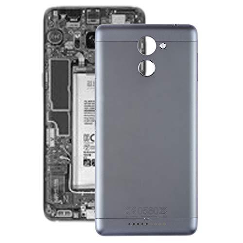 WANGZHEXIA Repuestos móviles Tapa Trasera de Batería con Teclas Laterales para BQ Aquaris U Plus
