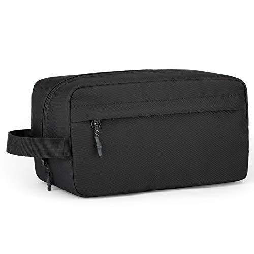 vorspack-toiletry-bag-hanging-dopp-kit-for-men-water-resistant-shaving-bag-with-large-capacity-for-travel-black