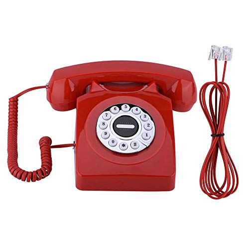 Teléfono antiguo de Annata que memoriza el retro teléfono