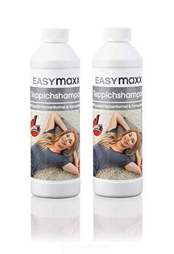 Aqua Clean 2 x 500 ml, zu Teppichreiniger 801541