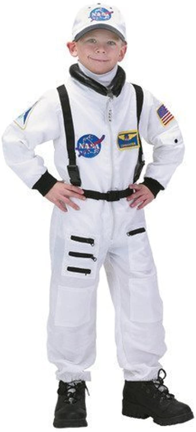 Astronaut Suit White (810) by Aeromax