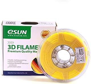 PLA PRO (PLA+) 3D Printer Filament eSun 1.75mm, 1kg, Yellow