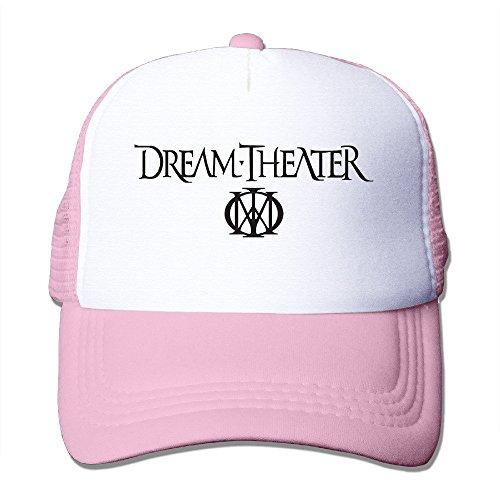 saxon13para Hombres Mujeres Baseball-Caps Respaldo de Malla Dream Theater Cap Sombreros de Fresno