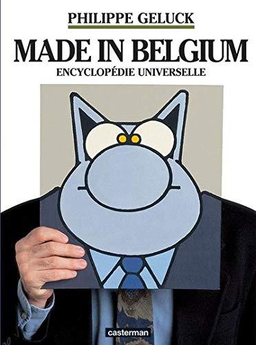 Made in Belgium : Encyclopédie universelle