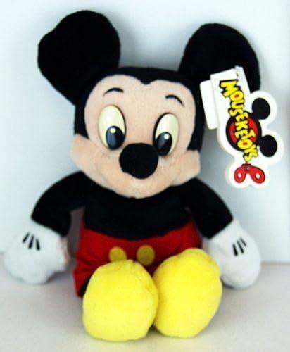 Disney - 9 Bean Bag Doll - Mouseketoys - Mickey Mouse - 14463 by Disney