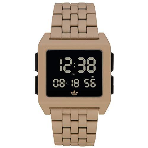 Adidas Men's Archive CM1 Z07 3068-00 Tan Stainless-Steel Quartz Fashion Watch