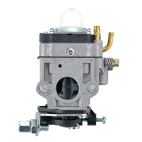 xingyu Carburador 15mm carburador Carb for 40cc 43cc 49cc Hedge recortadores Cepillo Cortadores Stroke Engine Conjunto de Mini-interruptores del Bolsillo vehículos Todo Terreno Bicicletas de Carb