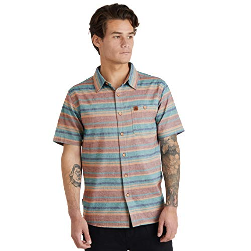 Hippytree Camisa Free Road Woven Rust