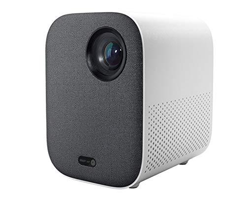 Xiaomi 1080P Full HD Mini DLP Proiettore AI Controllo Remoto Voce 500ANSI 4K Video 2GB 8GB 2.4G   5G WiFi 3D BT Proiettore LED Portatile per Home Cinema