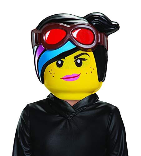 LEGO Ninjago Movie 26785-15L - Máscara de Lucy de Lego Movie 2 (Talla única), Color Amarillo