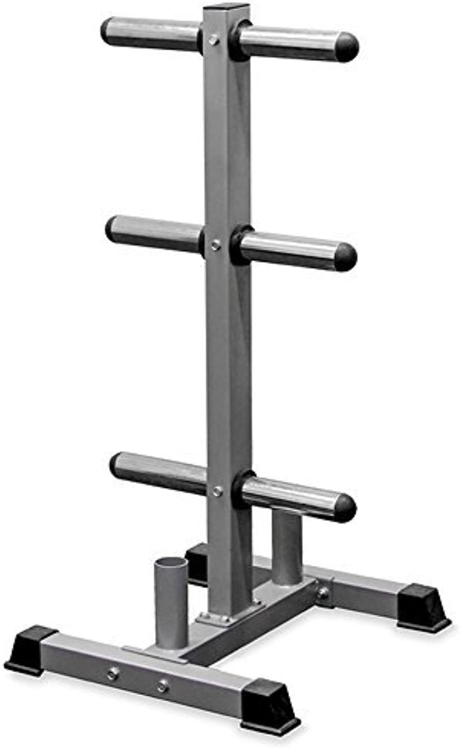 Valor Athletics Olympic Plate Tree Stand by Ironcompany