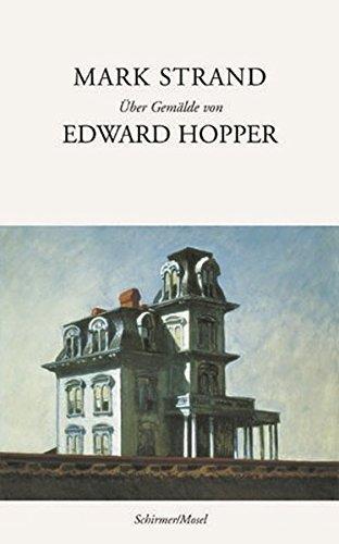 Über Gemälde von Edward Hopper by Mark Strand (2004-09-30)