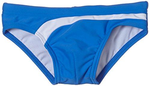 PUMA Jungen Badehose Active Formstripe Brief M, Strong Blue, 152
