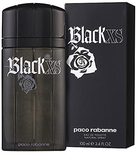Black Xs By Paco Rabanne Edt Spray 3.4 Oz