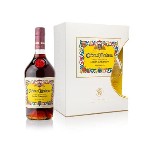 Cardenal Mendoza - Brandy De Jerez, con vaso, 70 cl