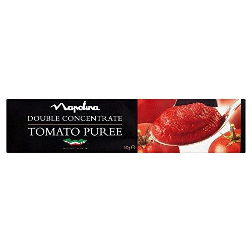 Napolina Puré De Doble Concentrado De Tomate (142g) (