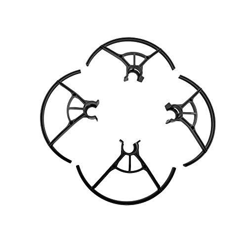 MZWNQ Accessori per Parti di droni Protezione per Lame di Protezione per DJI Tello Drone Prop Part Elica Telecomando Accessori per Parti di droni ( Color : Black )