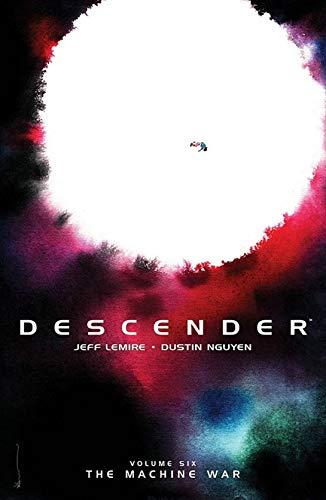 Descender Volume 6: The Machine War