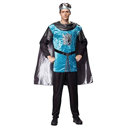 My Other Me-201245 Middeleeuwse kostuum voor heren, M-L (Viving Costumes 201245)