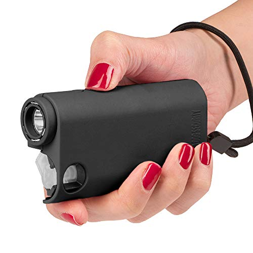 Guard Dog Security World's Only All-in-One Stun Gun