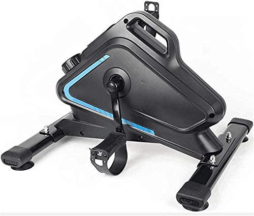 Entrenador de piernas Ejercicio de Ejercicio Equipo de Ejercicio de Miembros Superiores Entrenamiento Masajeador Elíptico de Bicicleta Eléctrica con Pantalla LCD para El Gimnasio D