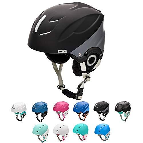 meteor Casque de Ski Snowboard Sport Helmet Homme...