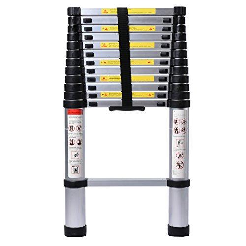 5. Goodlife 12.5ft Telescopic EN131 Ladder