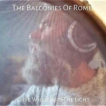 Balconies of Rome