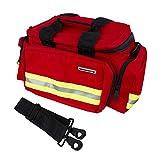 Borsone rosso per le emergenze di primo soccorso | Valigetta per il kit di pronto soccorso | Borsa impermeabile per le emergenze
