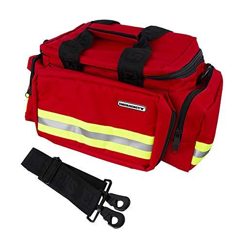 *ELITE BAGS LIGHT BAG Notfalltasche (44 x 25 x 27cm) ohne Inhalt! (rot)*