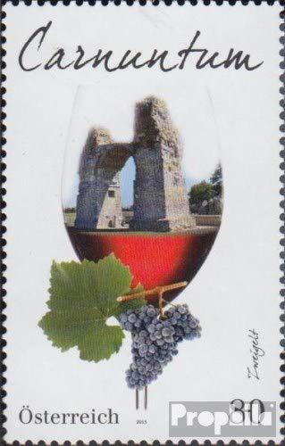 Oostenrijk Mi.-Aantal.: 3225 (compleet.Kwestie.) 2015 Wijn (Postzegels voor verzamelaars)