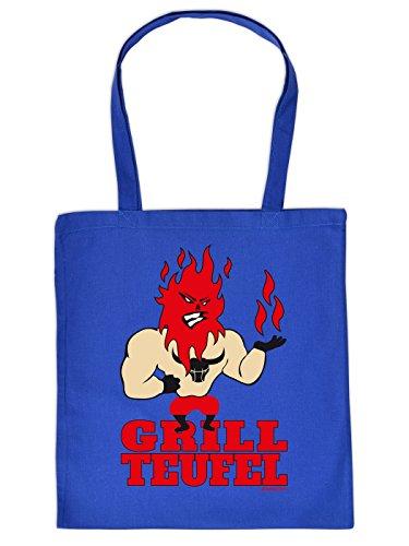 Ausgezeichnete Griller Tragetasche aus Baumwolle - Super für die besten Griller - Teufel !