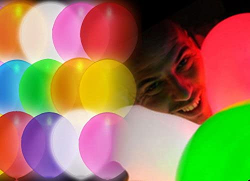 illoom Tricks Luftballons Party Pack WeißX 24
