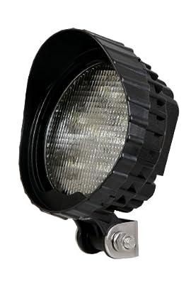 "Maxxima (MWL-01LS) 5"" Round Heavy Duty LED Work Light with Liquid"