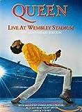 Queen: Live At Wembley Stadium - - Edición 25 Aniversario (2 DVD + 2 CD) [Reino Unido]