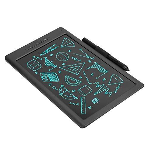 Tableta digitalizadora, tableta de dibujo digital USB de 10 pulgadas, para niños con 3 recargas, pizarra electrónica para oficina en casa, escuela, compatible con teléfonos móviles, computadoras y tab