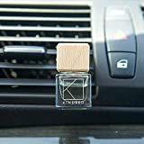 Kindred Aroma Car Essential Oil Diffuser Vent Clip, Natural Car Air Freshener for Aromatherapy, Includes Pure Lavender Essential Oil