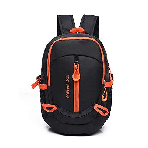 Mountaineering Backpack 30L Waterproof Cycling Rucksack And Breathable Backpack Lightweight Hiking Backpack Outdoor Sports Shoulder Backpack For Running Mountaineering Climbing Camping Traveling Trekk