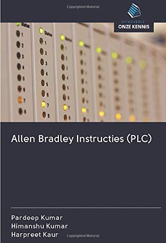 Allen Bradley Instructies (PLC)