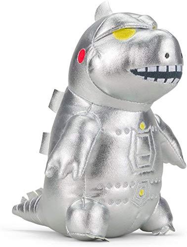 Kidrobot Godzilla Phunny Mechagodzilla 8 Inch Plush Figure