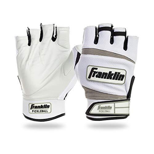 Franklin Sports Pickleball - Guantes para hombre (talla L), diseño de mano izquierda