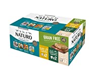 Grain Free Variety Pack Wet Food for Adult Dog Trays 400g x 18