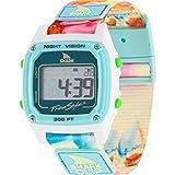 Freestyle Sage Erickson Shark Classic Clip Flower Power Unisex Watch FS101077