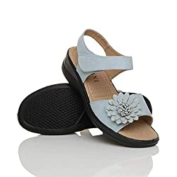 100% Genuine Leather Padded Insole 4 cm (1.5 Inches) Heel Height 9 cm (3.5 Inches) Sole Width Product measurements were taken using UK size 4. Please note that measurements above may vary by size.