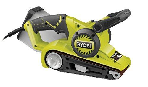 Ryobi Bandschleifer EBS800V (Schleifer 800 W, incl. Schleifbänder, Transportkoffer) 5133001146